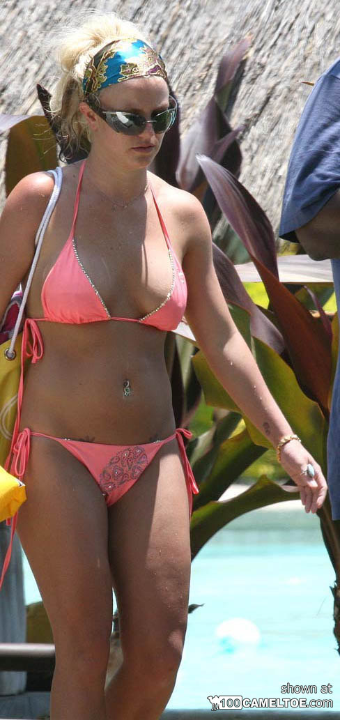Britney Spears cameltoe free photo gallery - Celebrity Cameltoes