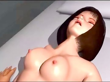 Tender have sex in hot hentai video. With this hot 3D hentai video you will be plunged into the amazing world of the long lasting make love session during which both excited lovers get the unbelievable pleasure.