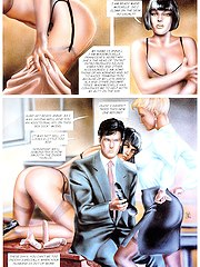 Stiff cock and dildo for porn comic girl Stiff cock and dildo for porn comic girl - Planet ComiXXX Planet ComiXXX
