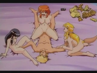 Saucy bimbos enjoy group make love and make massive cock ejaculate. Nasty group hentai session with saucy dolls making cruel pecker cumshot