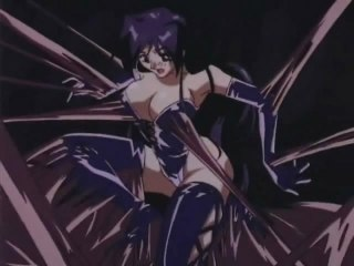Hentai porn with curvy doll raped and packed by tentacles. Very nasty animated porn with great titted gal getting raped and filled by palps