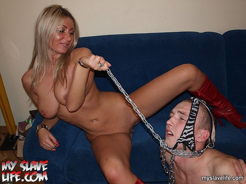 My slave life femdom movie